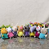 Peppa Pig Cute Toy Plush Toys Authentic 16