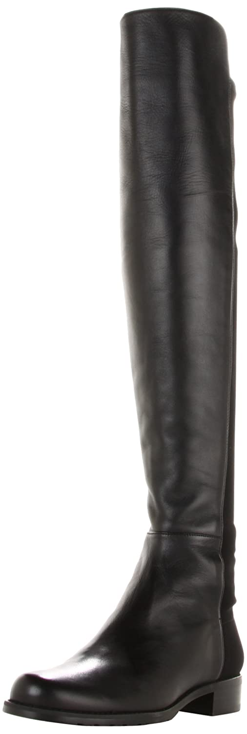 Stuart Weitzman Women's 5050 Over-the-Knee Boot B001O5CQXY 6 B(M) US|Black Nappa