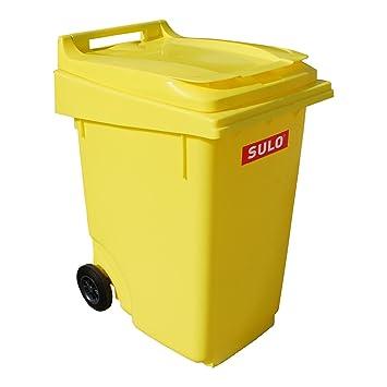 Sulo Mülltonne 360 Liter Gelb Amazonde Baumarkt