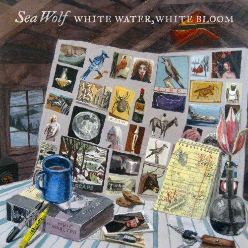 White Water, White Bloom by Sea Wolf (2009-09-22) (22 Sea Wolf)
