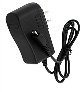 yan AC//DC Wall Charger Power Adapter+USB Cord for Samsung WB30F WB31F WB1100F Camera