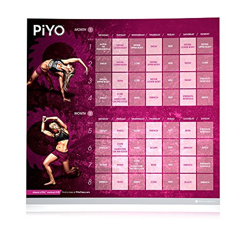 Chalene Johnson S PiYo Deluxe Kit DVD Workout With