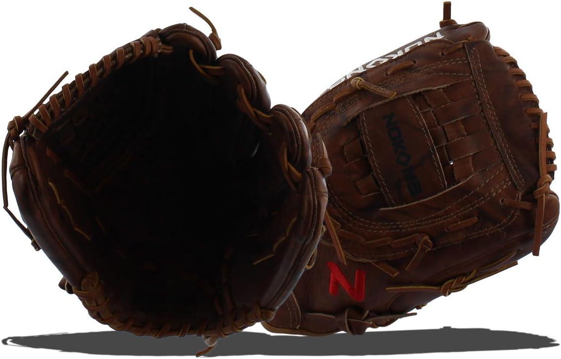 Nokona Walnut WB-1300 Fielding Glove 13