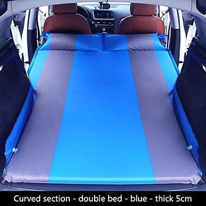 Amazon.com: SUV Car Bed Camping Car Mattress Inflatable Car ...