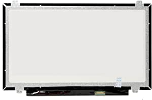 "Generic 14"" Screen compatible with HP Stream STREAM 14-AX020WM 14-AX Series Replacement LCD Screen for Laptop LED HD Glossy"