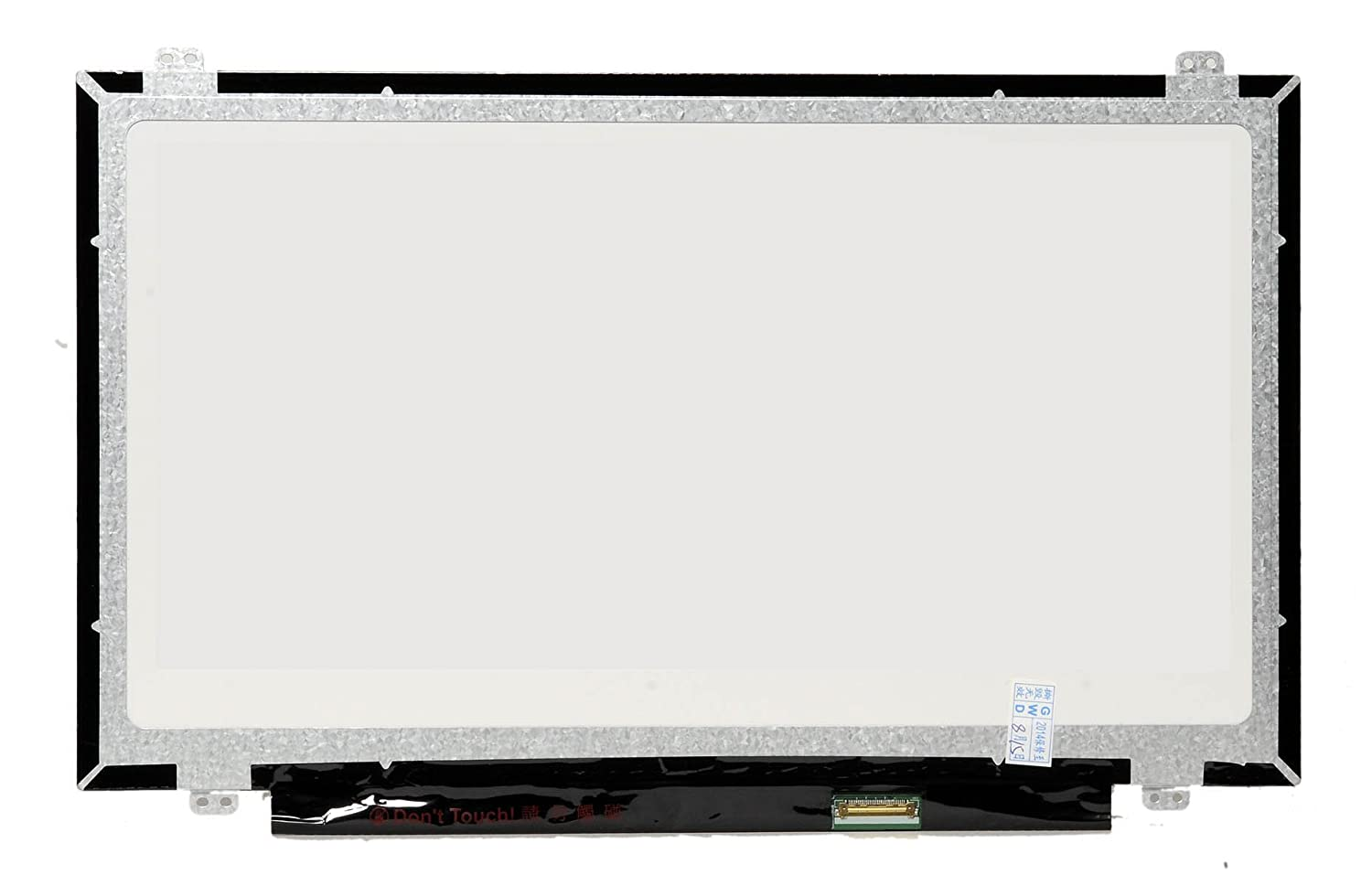 LEPUS-TECH New LCD Panel for ACER Aspire ONE CLOUDBOOK AO1-431-C8G8 LCD Screen 14.0 1366X768 Slim HD