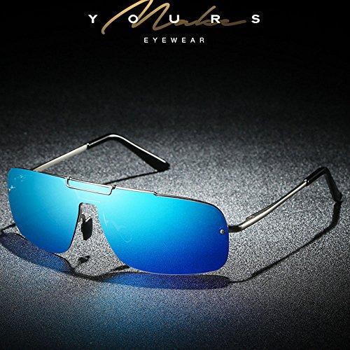 hommes Hommes Polarized air lunettes miroir soleil plein en de soleil plage lunettes Driver femmes grenouille Black conduite et de gfgw1q8