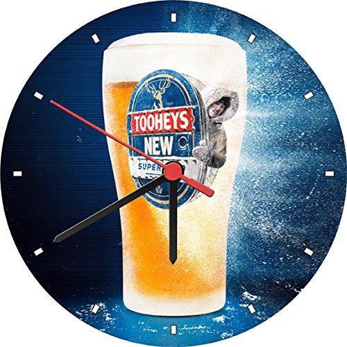 tooheys-supercold-new-beer-wall-clock