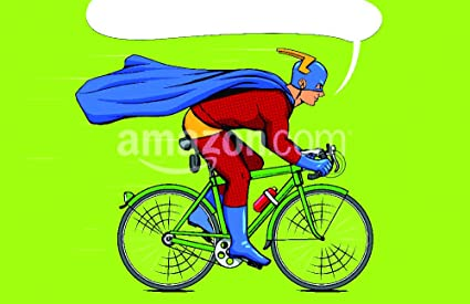 Amazon.com: The Shutterstock Collection Superhero on a ...