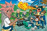 Inazuma Eleven Let`s barbecue! by En Sky by ensky
