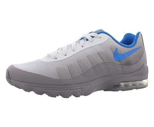 price reduced sale retailer huge sale NIKE Men's Air Max Invigor Print Shoe Pure Platinum/Blue Nebula ...