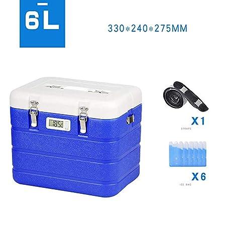 Caja de aislamiento del refrigerador, mini congelador portátil ...