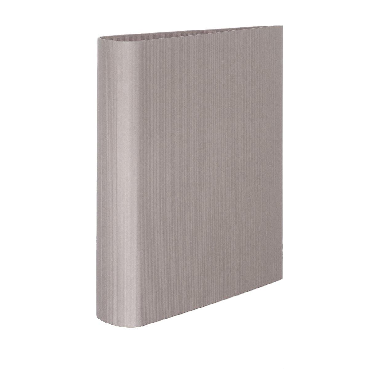 Rössler Papier - - S.O.H.O. Taupe - Ringbuch(4) für DIN A4, Füllhöhe 50mm - Liefermenge  3 Stück B07CX8QX6L   Elegante und robuste Verpackung