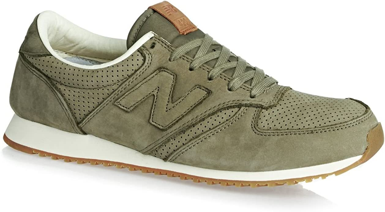 New Balance U 420 NOT Schuhe olive-tan - 40: Amazon.es: Zapatos y complementos