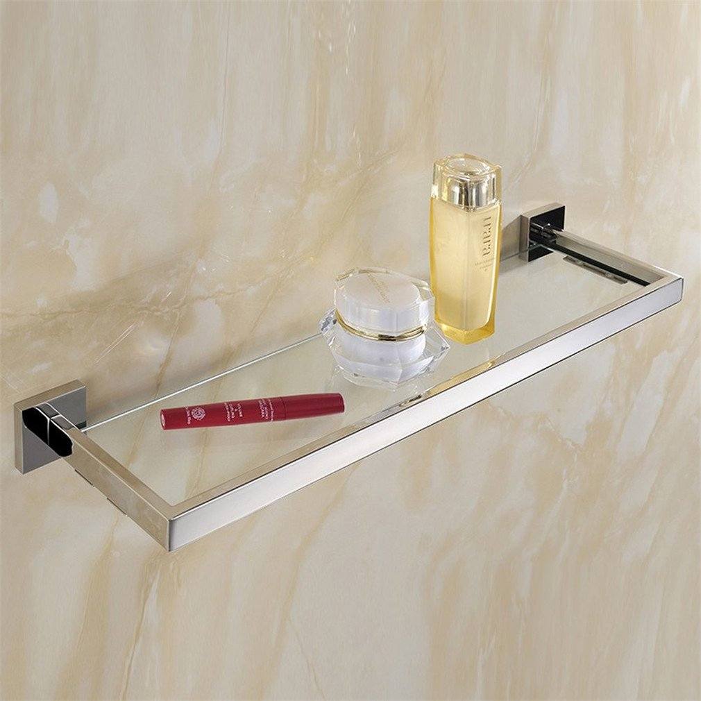 Stunning tablette salle de bain inox contemporary for Tablette murale salle de bain