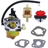 craftsman chainsaw fuel filter diagram amazon.com: mtd troy bilt cub cadet snow blower carburetor ...