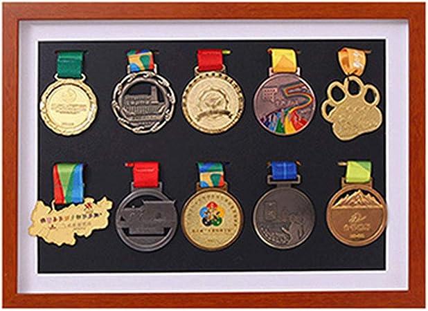xj Vitrina del gabinete de la Caja de la Sombra para Las medallas Militares/ Medalla del