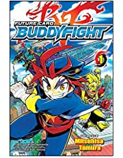 BuddyFight #1 (inserted with 2 free cards)