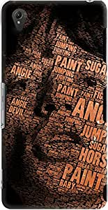 DailyObjects Mick Jagger Case For Sony Xperia Z3