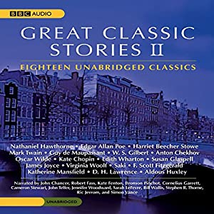 Great Classic Stories II Audiobook