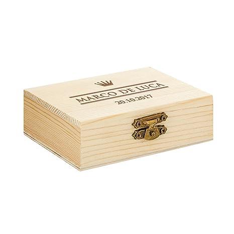 AMAVEL whiskysteine-Royal-große Krone-personalisiert-Parent ...
