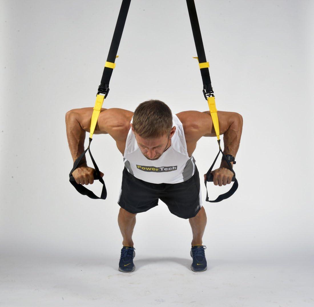 Fitness entrenamiento por suspensión Powertech