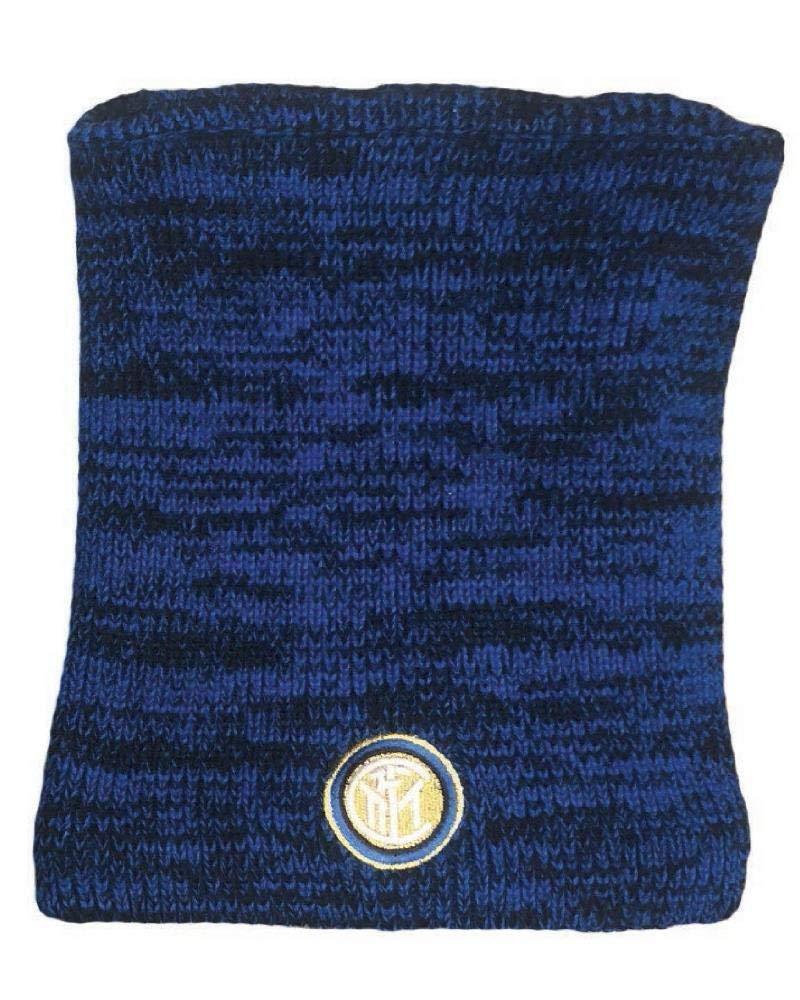 Perseo Trade Scaldacollo Inter Abbigliamento Invernale Ufficiale FC Internazionale PS 28487