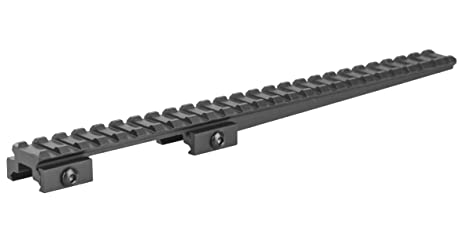 67259c37d Amazon.com : Lion Gears Tactical Extended Long Rail Cantilever Mount ...