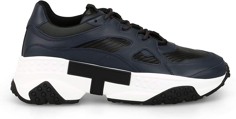Luxury Fashion   Tods Hombre XXM57B0BL40LB845DE Azul Zapatillas   Temporada Outlet: TODS: Amazon.es: Zapatos y complementos