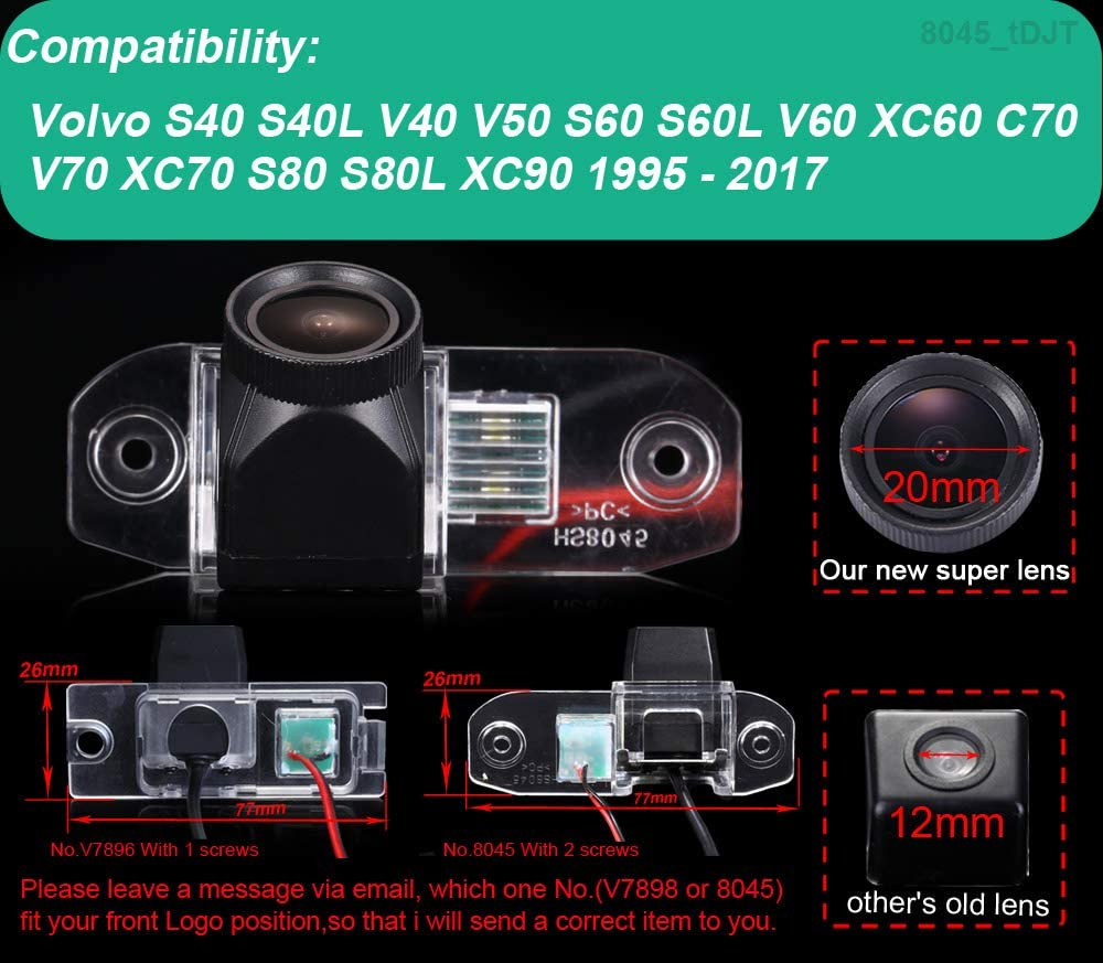 Neues 20mm Objektiv Hd Farbe Einparkhilfe Auto Elektronik