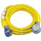 Conntek 14360 RV 30 Amp 10-Foot 10/3 Bright Extension Cord