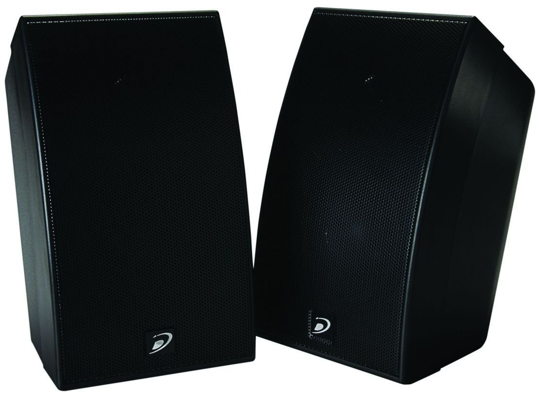 Dayton Audio sat-bk Satelliteスピーカーペア – ブラック B000I7VWKC