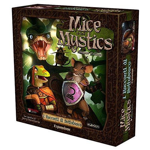 Raven – Mice and Mystics – I racconti di Sottobosco