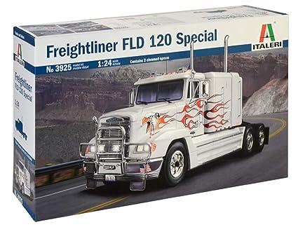 Amazon.com: Freightliner FLD 120 - Kit especial de camión de ...