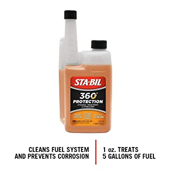 Sta-Bil 360 Protection Fuel Injector Cleaner