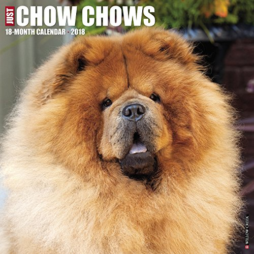 Just Chow Chows 2018 Calendar