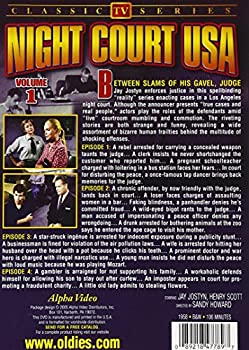 Night Court Usa: Volume 1 1