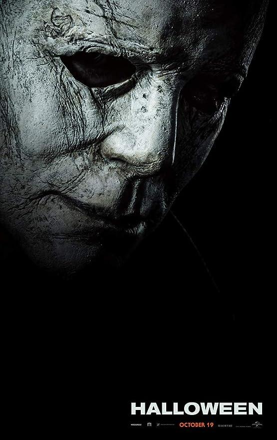 "HALLOWEEN 2 II New Large Movie POSTER Maxi 36/"" A1 A2 A3 Photo Gloss Matt myers"