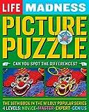 LIFE Picture Puzzle Madness, Life Magazine Editors, 1603209611