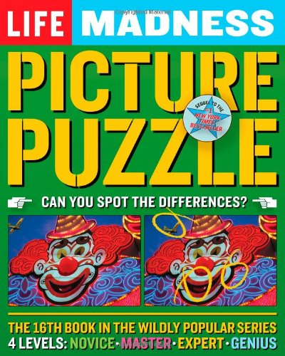 LIFE Picture Puzzle Madness