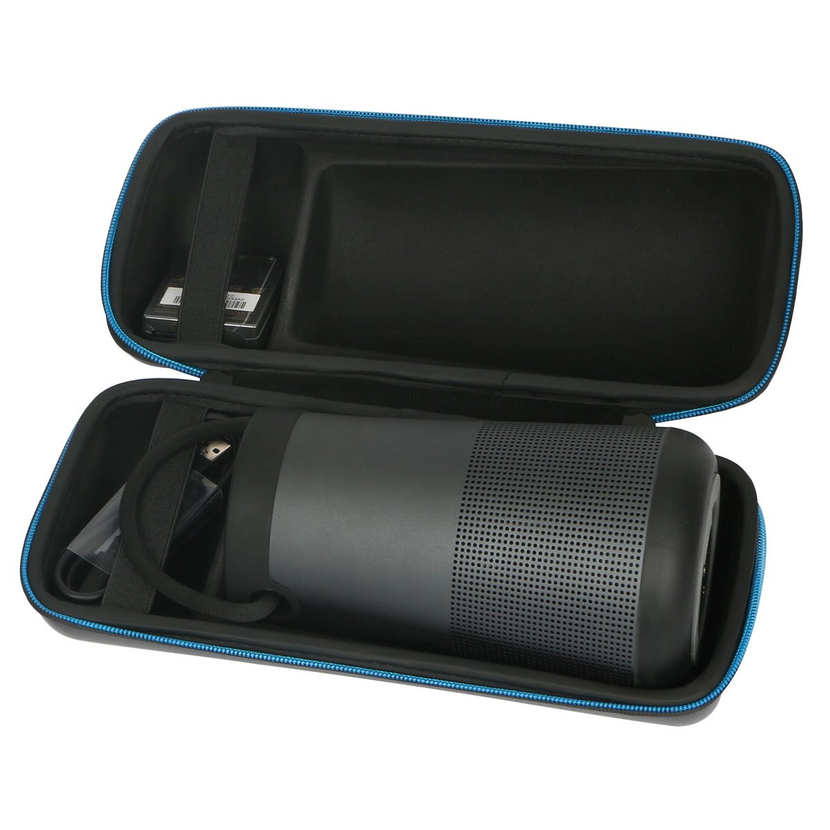 case travel bag bose soundlink revolve plus bluetooth speaker protection cover ebay. Black Bedroom Furniture Sets. Home Design Ideas