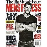 Männer's Fitness Magazine November 2015 {The Liam Hemsworh Cover}
