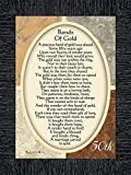 Bands of Gold, Poem celebrating a couples 50th anniversary, 7x9 77979CH