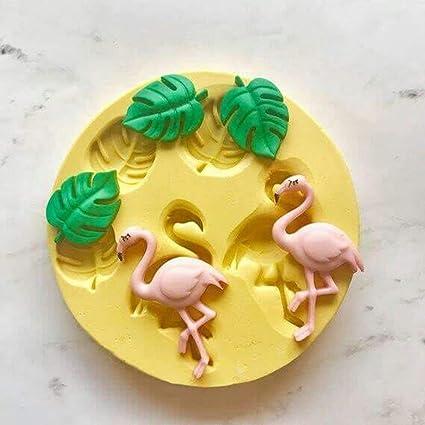 molde de silicone Flor molde fondant ferramentas de decoração do bolo de chocolate molde gumpaste