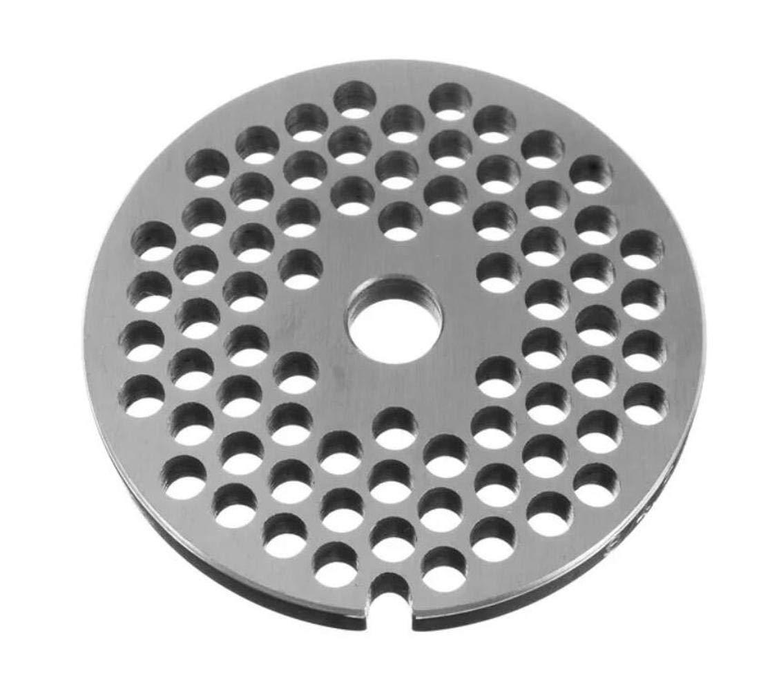 SUCAN Tipo 8 Picadora de carne Placa Disco 3//4.5//6 12mm Piezas de maquinaria de disco de amoladora de acero inoxidable