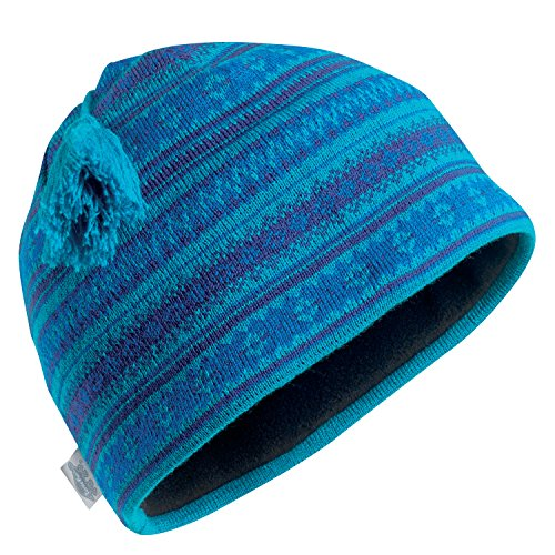 Blue Performance Knit Beanie - 9