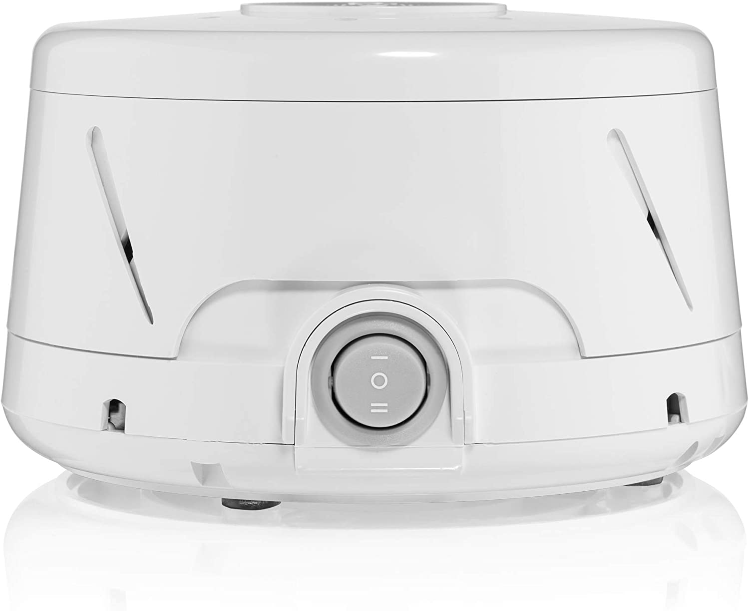 Marpac Dohm Classic (White) | The Original White Noise Machine | Soothing Natural Sound from a Real Fan | Noise Cancelling | Sleep Therapy, Office Privacy, Travel | For Adults & Baby | 101 Night Trial: Health & Personal Care