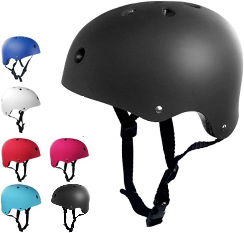 M,Royal Blue GCDN Professional Bicycle Helmet For Adult Kids Safety Helmet For Street Dancing Skateboard Outdoor Climbing Riding Skiing Surfing Helmet Cycling Helmet Multi Sports Helmet