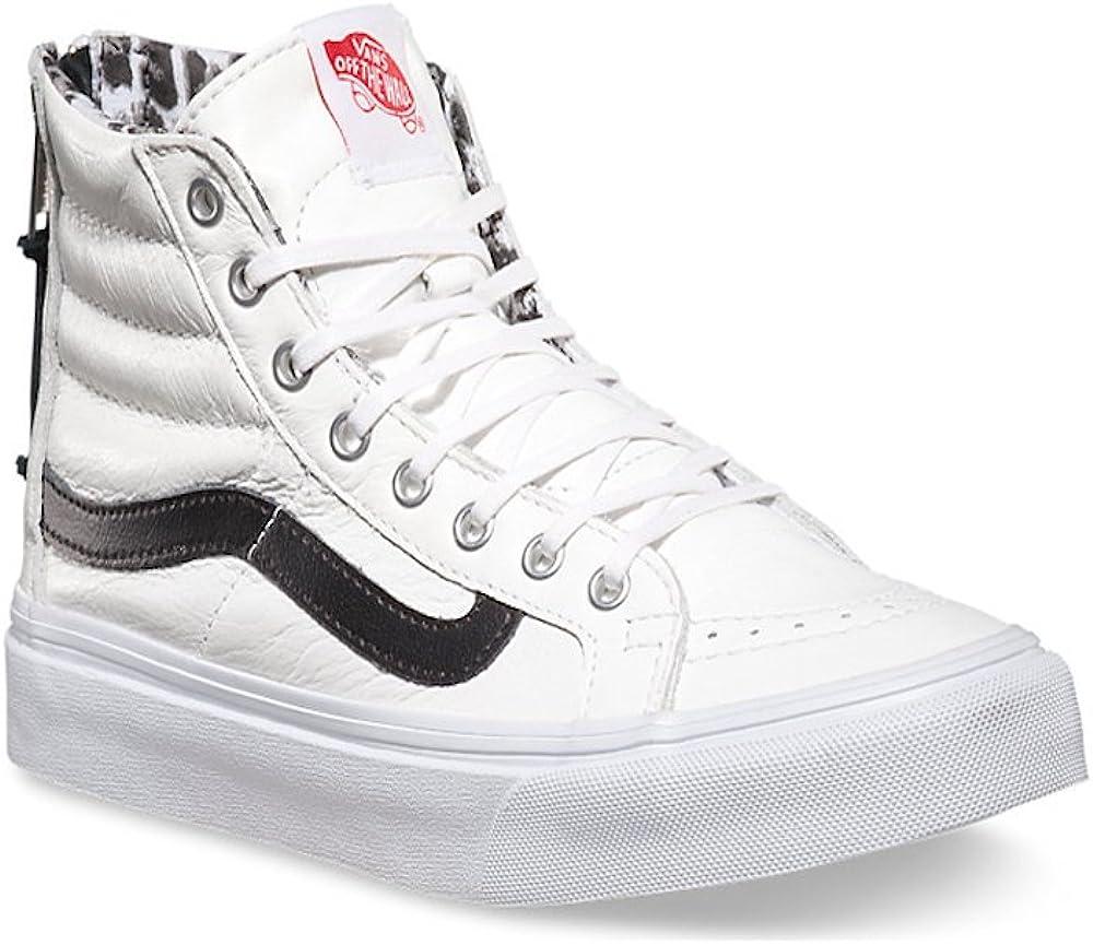 Vans Unisex Shoes Sk8 Hi Slim Zip