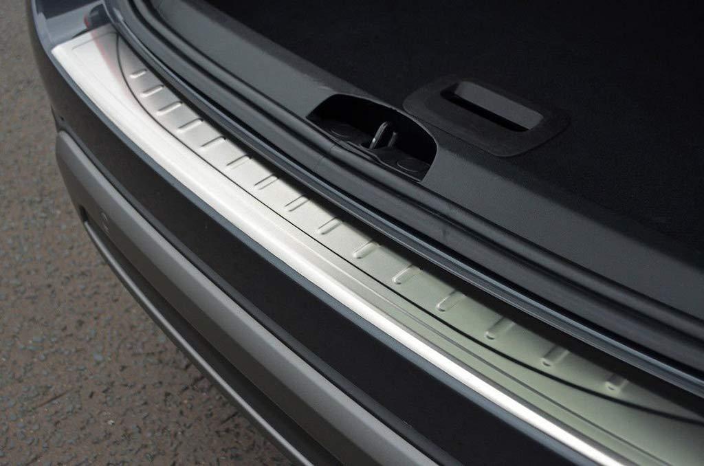 in Acciaio Inox Spazzolato Chromeline per Ford Tourneo Connect 2014  Protezione paraurti Posteriore cromata